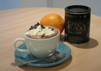 Cocoa with Orange