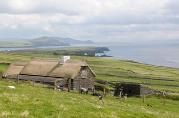 Famine Cottage, Slea Head