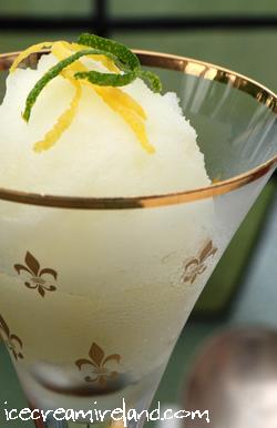 Elderflower 'Champagne' Sorbet – Ice Cream Ireland